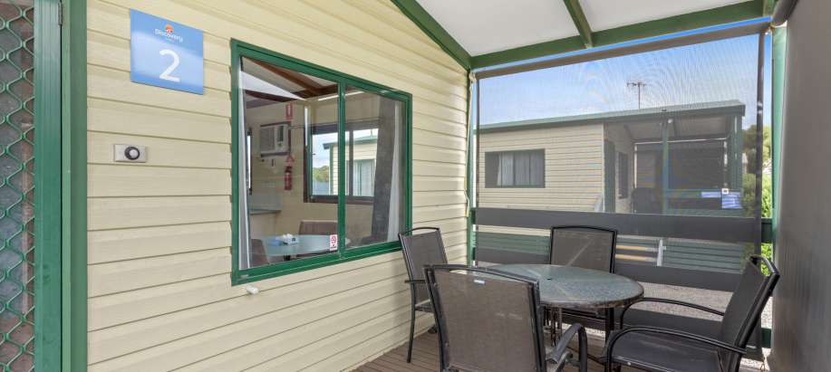 Fleurieu Peninsula Superior 2 Bedroom Cabin - Pet Friendly