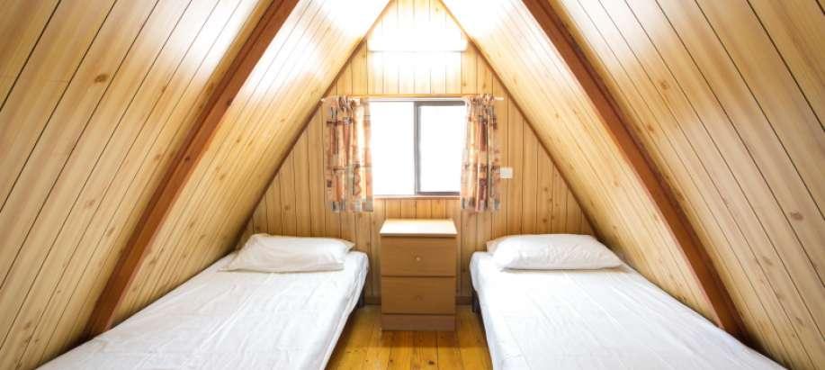 Burt St Kalgoorlie-Boulder Standard A-Frame Cabin