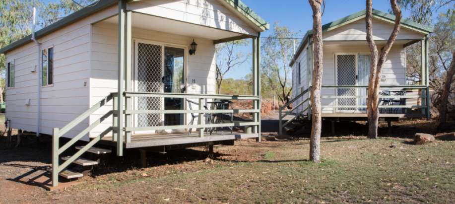 Outback Queensland Superior Cabin