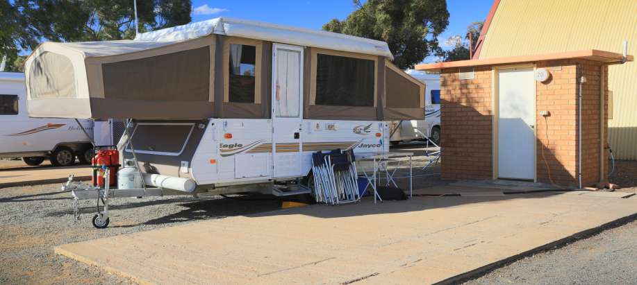 Boulder Lane St Kalgoorlie-Boulder Powered Ensuite Site