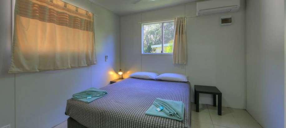 Gladstone Standard 1 Bedroom Cabin