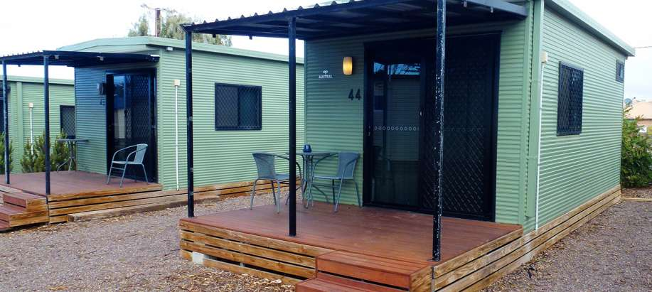 Whyalla Foreshore Spencer Gulf Standard Studio Cabin