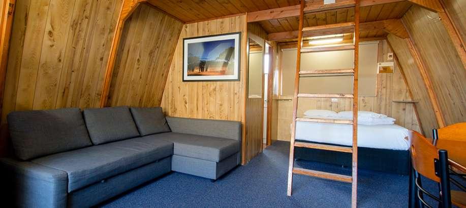Standard Cabin - Sleeps 2