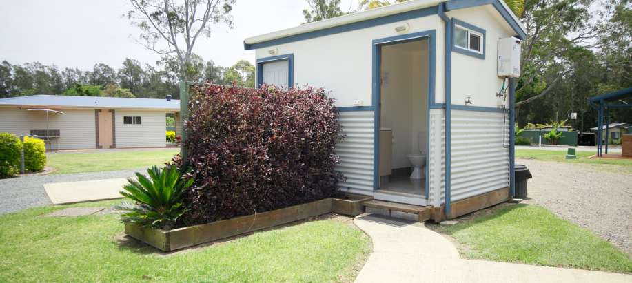 Forster Wallamba River Ensuite Powered Site