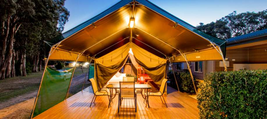 Mid-North Coast Standard Safari Tents