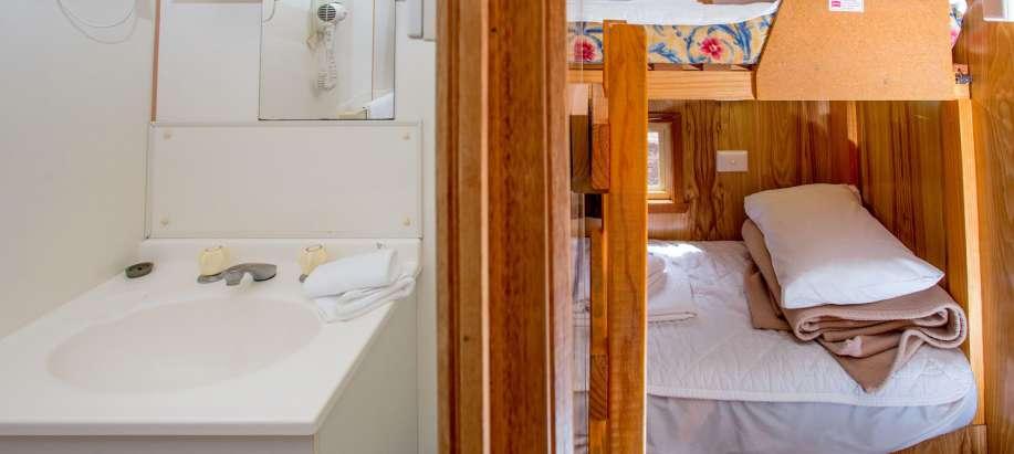 Hobart Hobart Standard Cabin