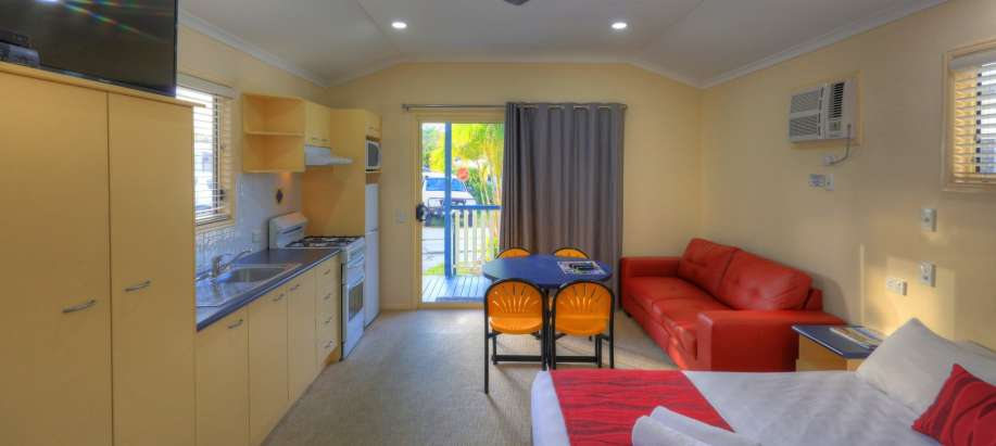 Alexandra Headland - Sunshine Coast 1b/r Villa - 4-berth