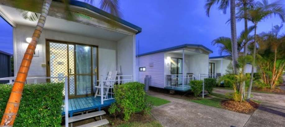Alexandra Headland - Sunshine Coast Double Cabin - 4-berth