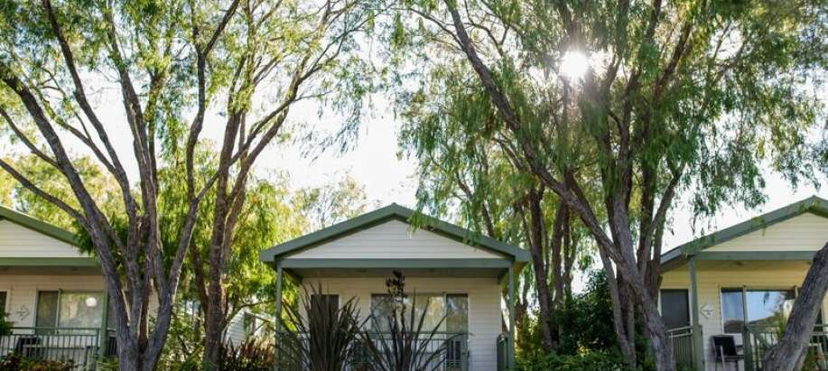 Busselton Superior 2 Bedroom Spa Chalet