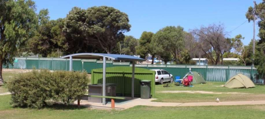 Jurien Bay Powered Caravan Site