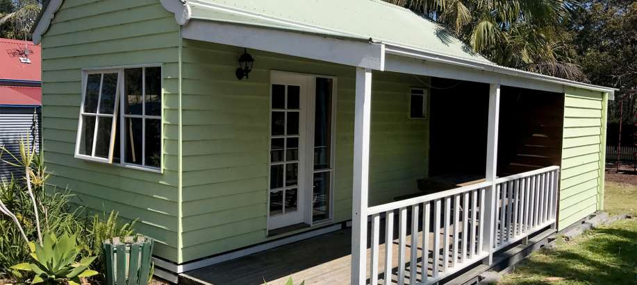 Lake Tabourie 2 Bedroom Budget Cabins