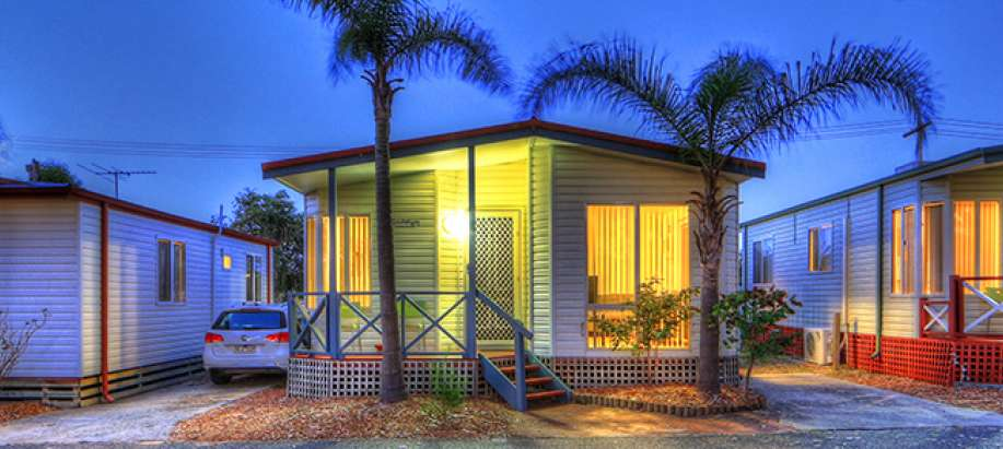 Perth 2 Bedroom Park Home