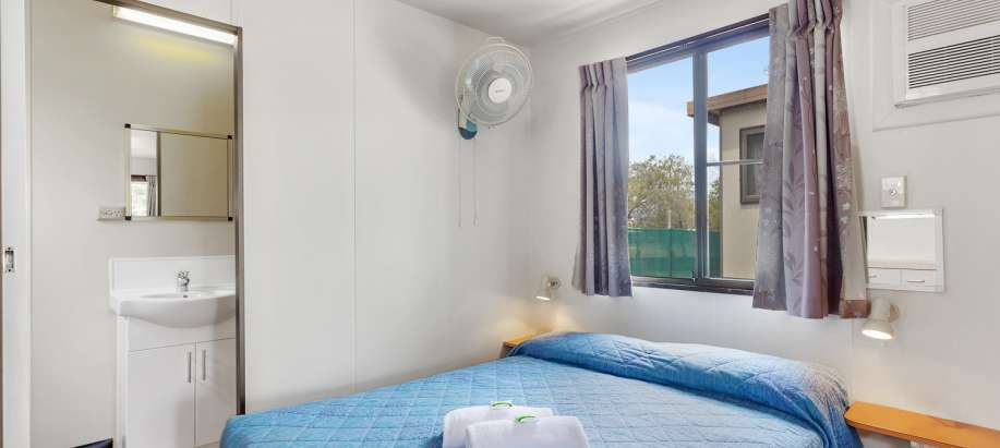 Cairns City Family Ensuite Cabins
