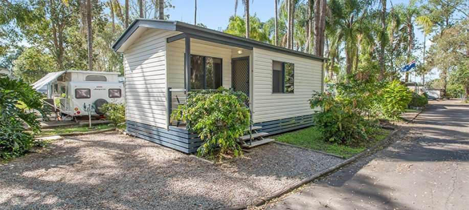 Landsborough Birdsong - 2 Bedroom Cabin