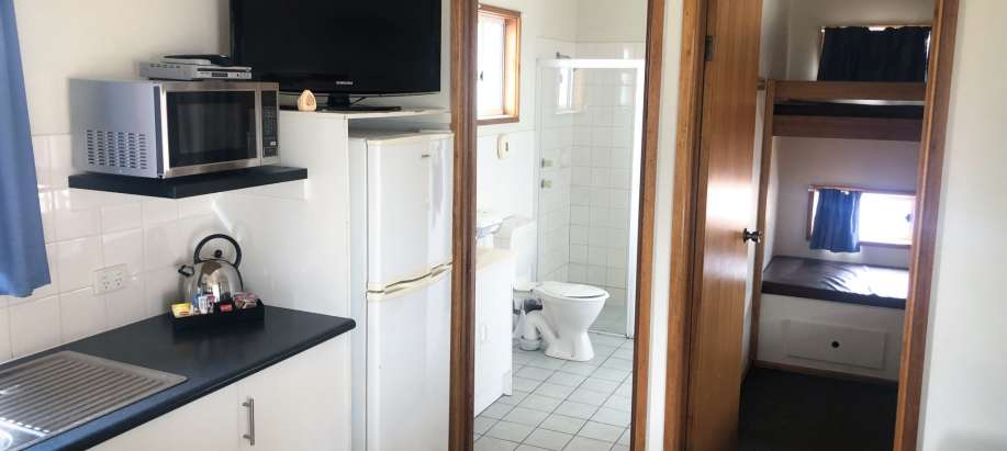Port Broughton - Yorke Peninsula Ensuite Cabin
