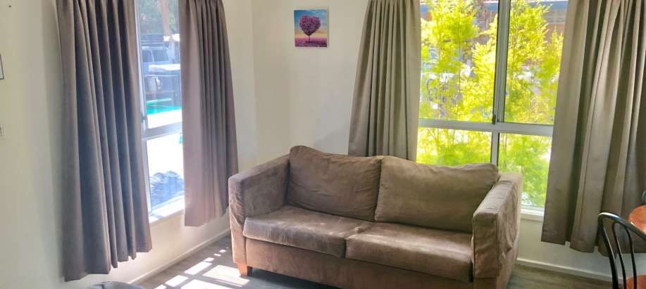 Perth Pet Friendly One Bedroom Cabin