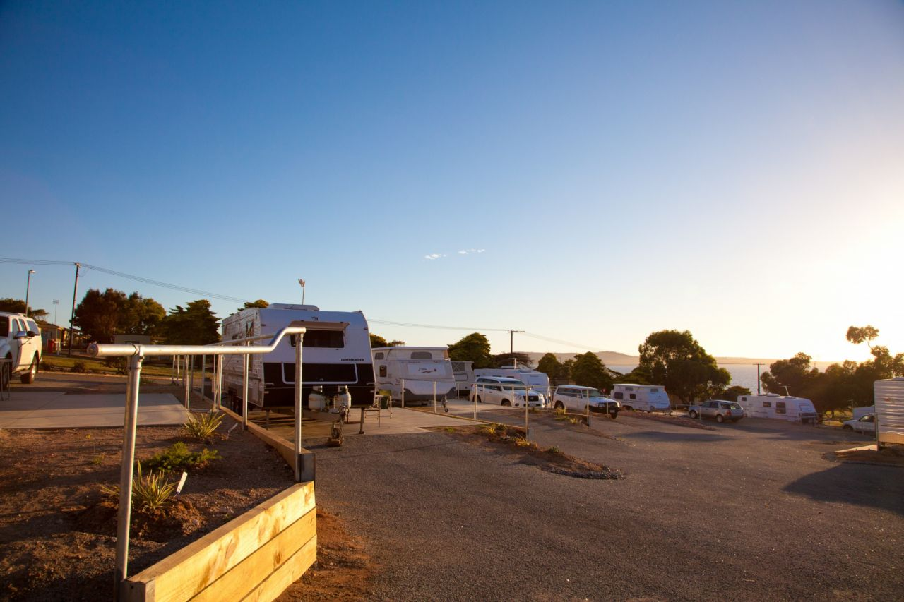 Large Drive Through Concrete Powered Sites | Port Lincoln ...